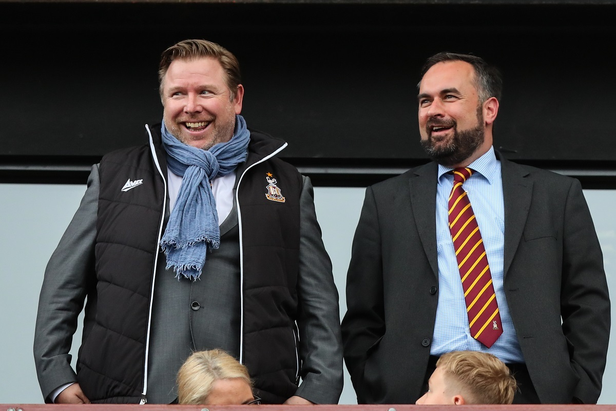 Stefan Rupp, left, is likely to increase his involvement with the expected departure of Edin Rahic