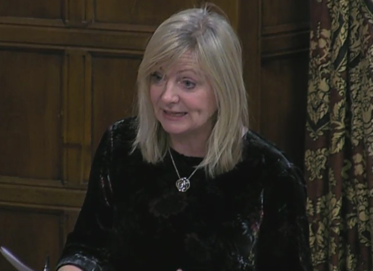 Tracy Brabin Universal Credit debate in Westminster Hall