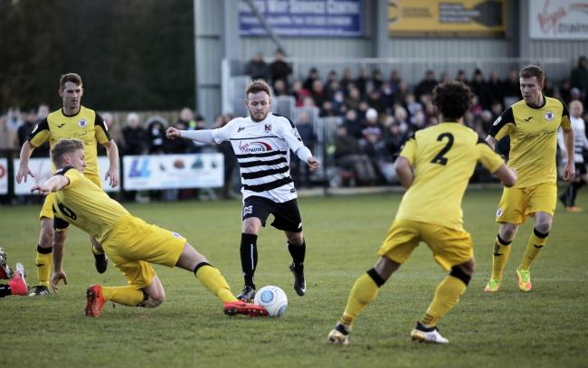 Farsley Celtic reclaim fifth as Parkin double makes sure of Buxton