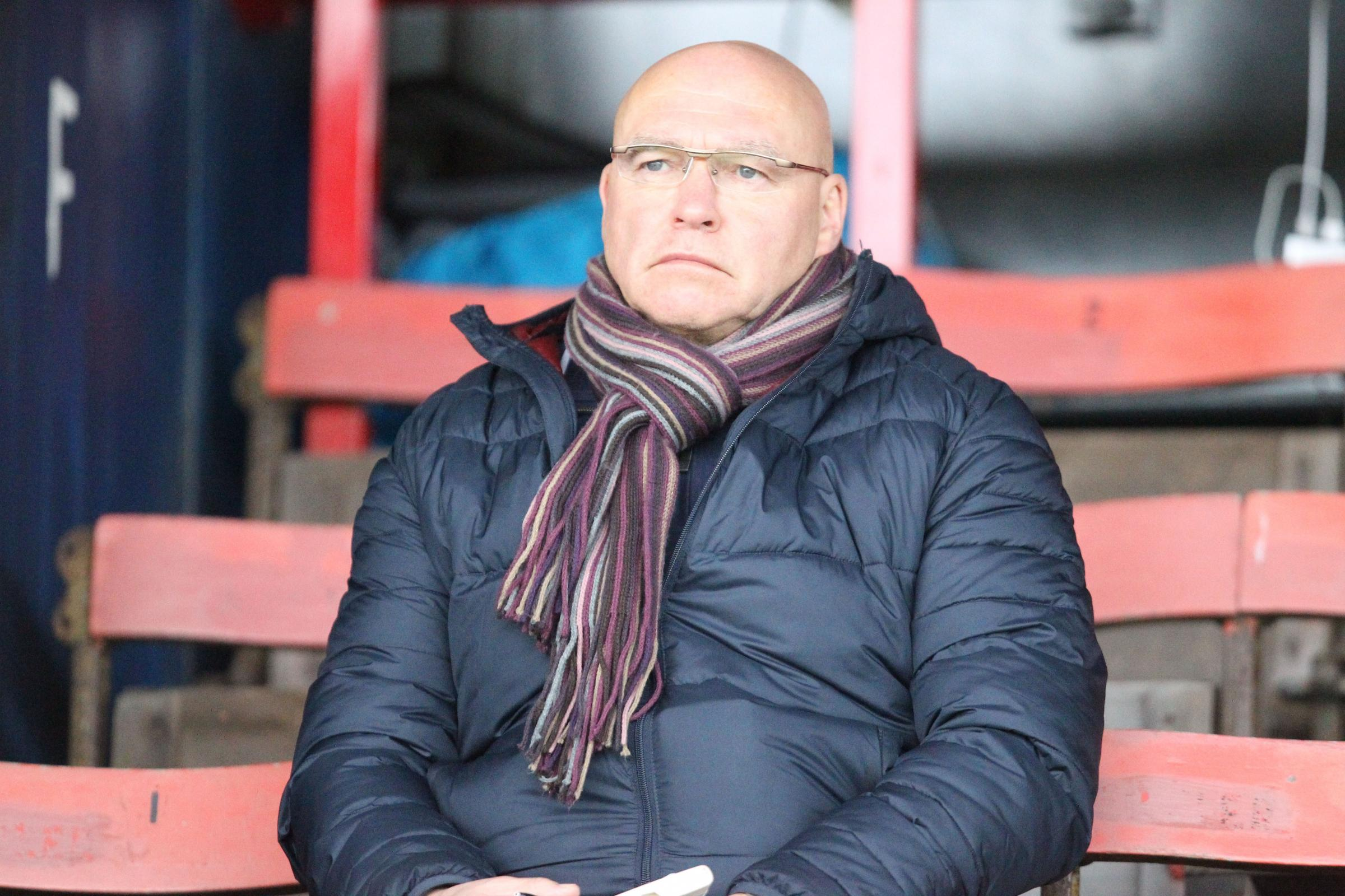 PLANNING AHEAD: John Kear has a good idea of his Bulls side to start the season