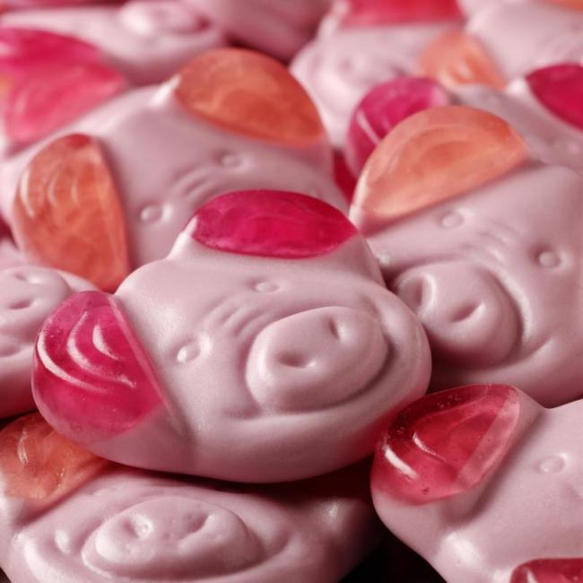 How to have your say on the future of veggie Percy Pigs. Pic credit: Marks and Spencer
