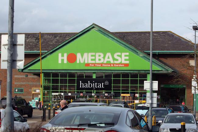 Homebase closing 42 branches full list bradford telegraph and argus homebase store solutioingenieria Image collections