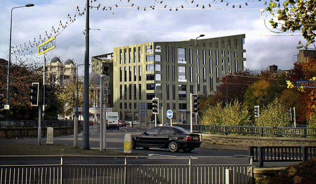 A new image of how the New Victoria Place could look in place of the Odeon building