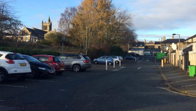 Bradford Council Urges British Parking Association To Audit Smart - Audit car