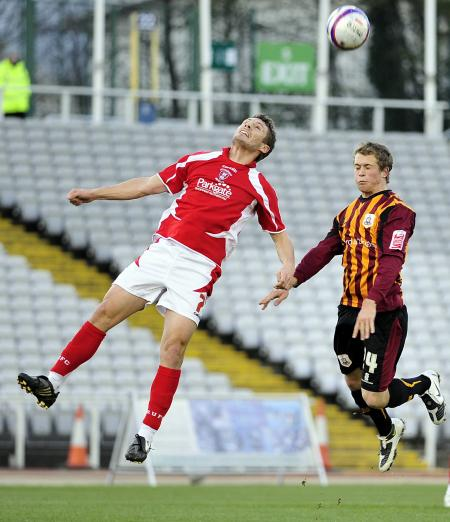 Rotherham v City match action