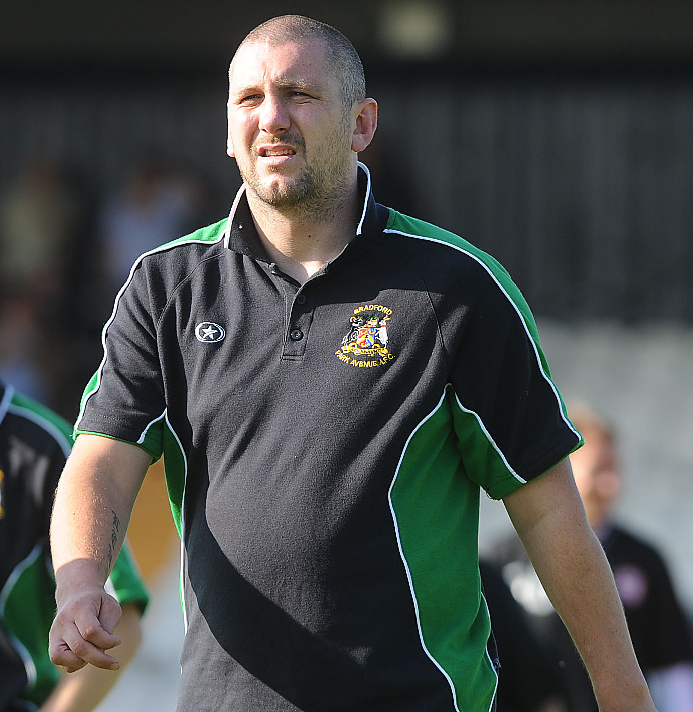 Dave Cameron has left Horsfall with immediate effect