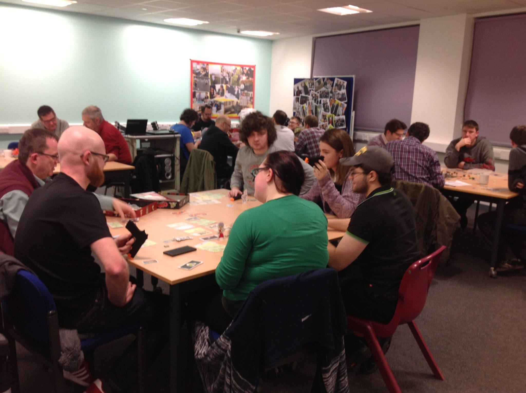 Keighley TableTop Gaming night