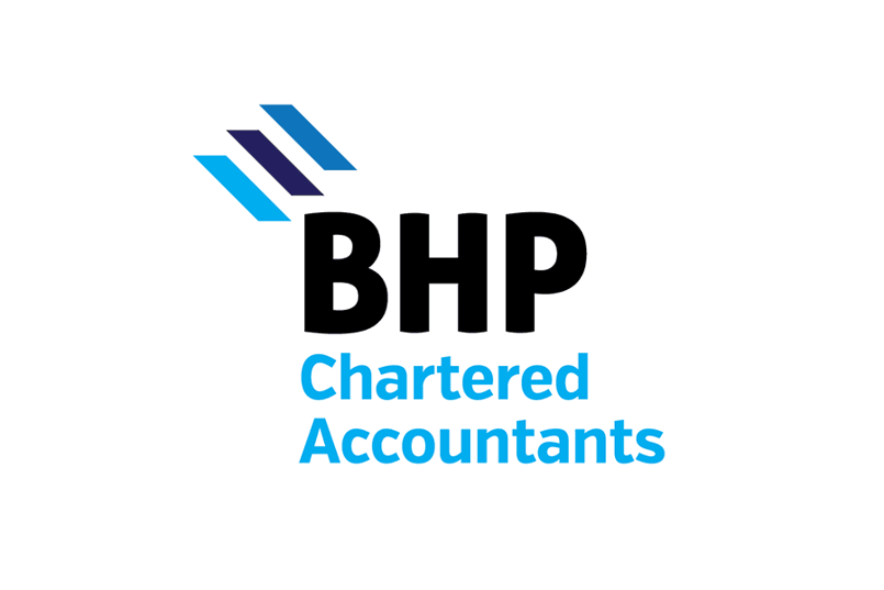 Bradford Telegraph and Argus: BHP Chartered Accountants logo