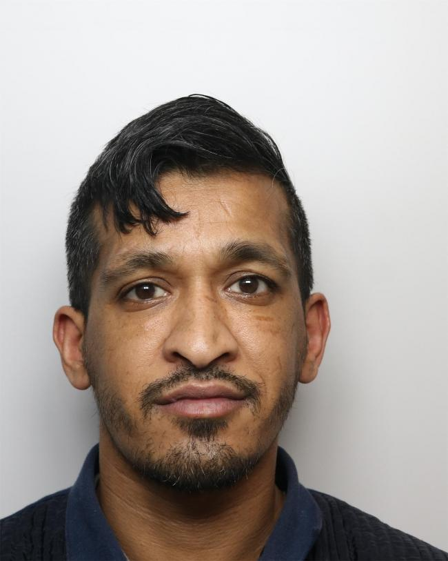 Zahid Younas. Picture: West Yorkshire Police