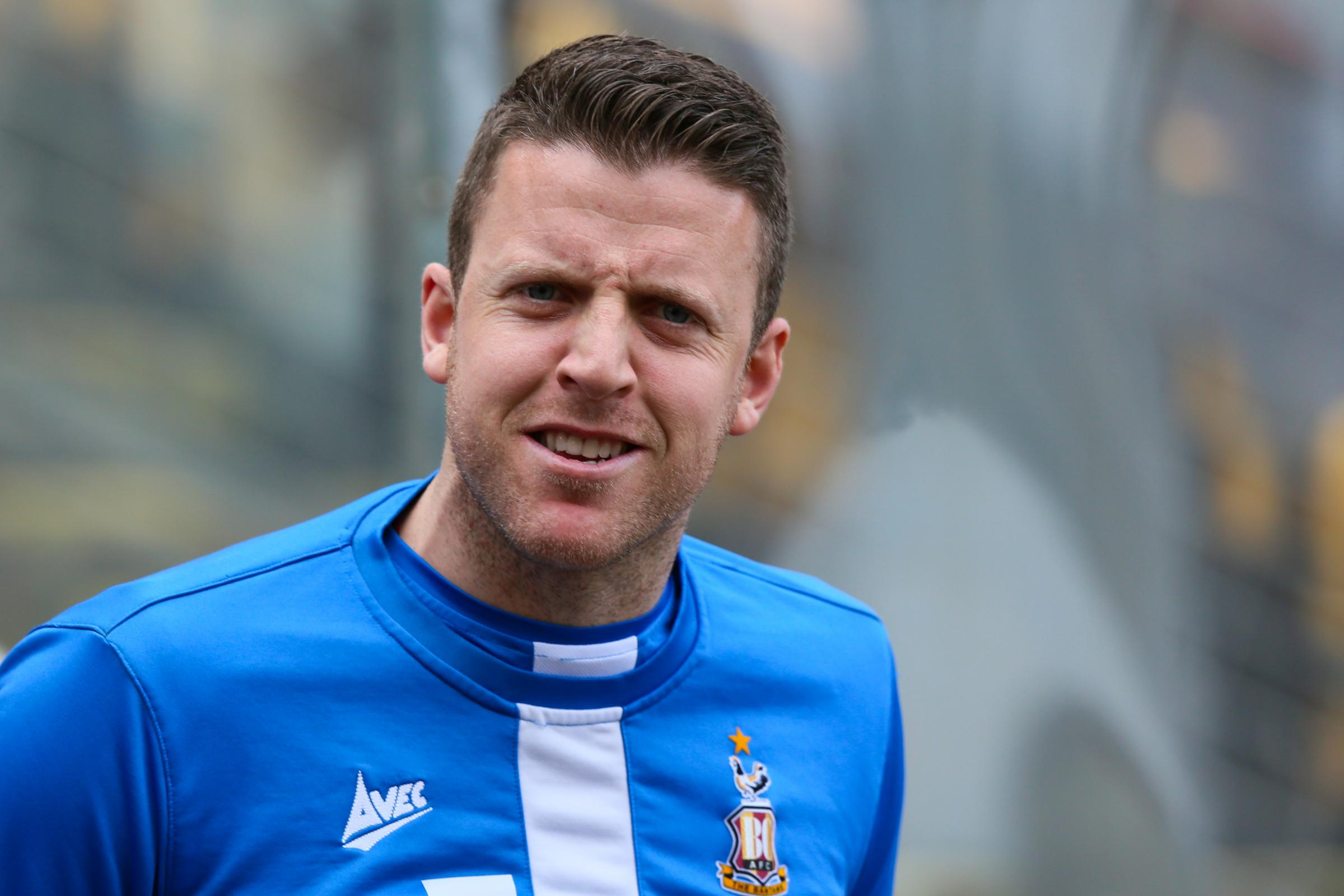 Colin Doyle is training with Portsmouth