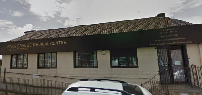 Park Grange Medical Centre. Picture: Google Street View