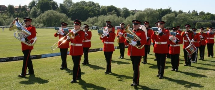 Band Of The West Yorkshire Fire And Rescue Service