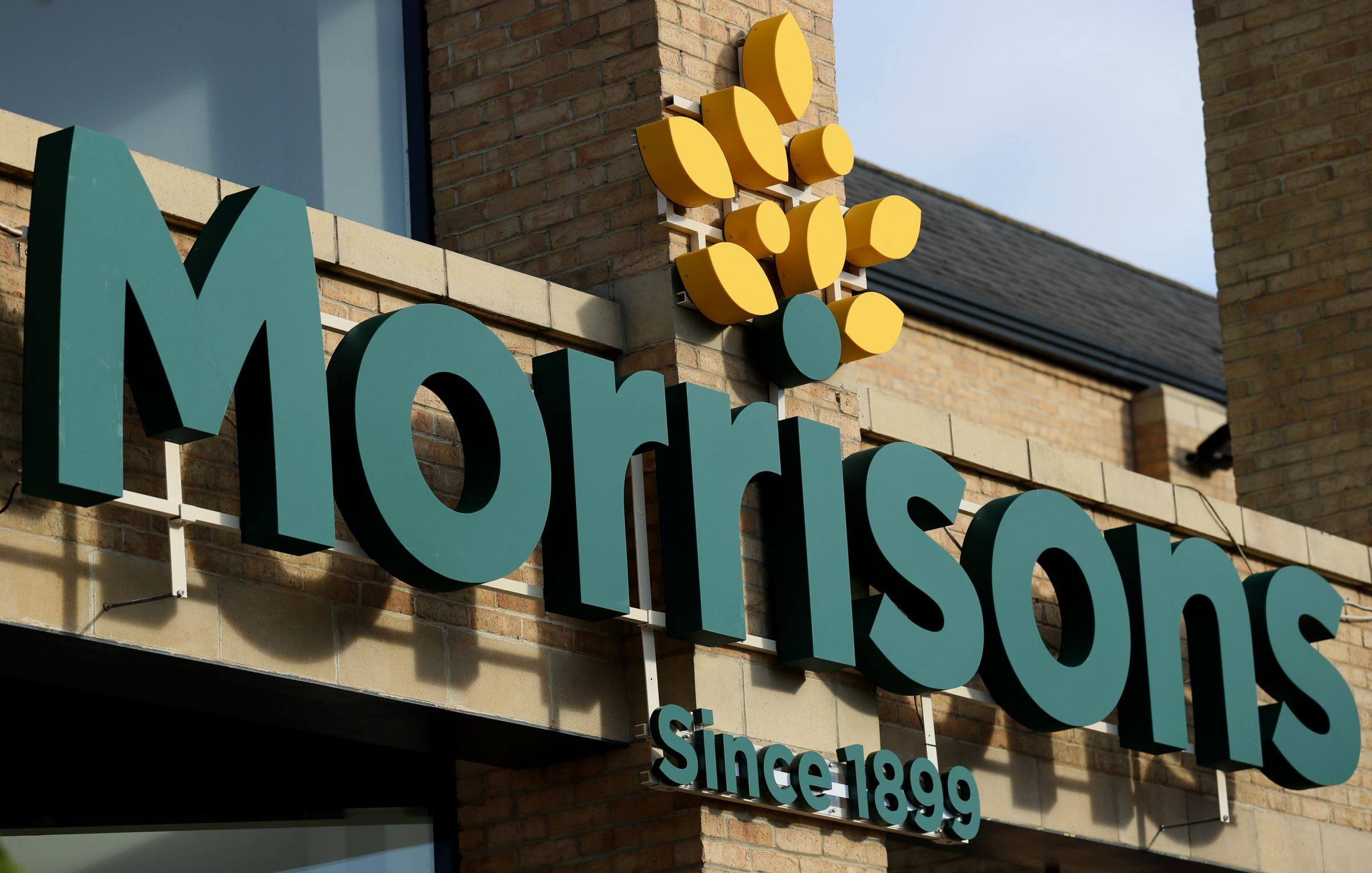 Morrison has posted a growth in sales in the first quarter of this year. Photo:Chris Radburn/PA Wire