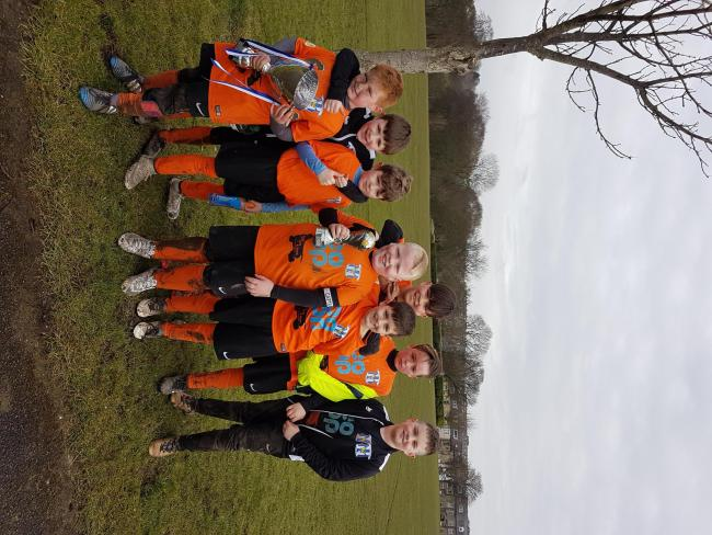 Eccleshill Barca Warriors U10s
