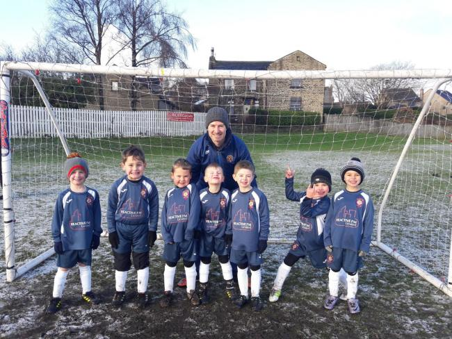 Idle Juniors U6s