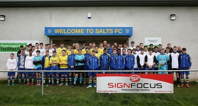 Salts Juniors FC U17 & U18s