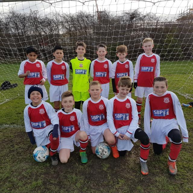 Thackley Lightening U11s