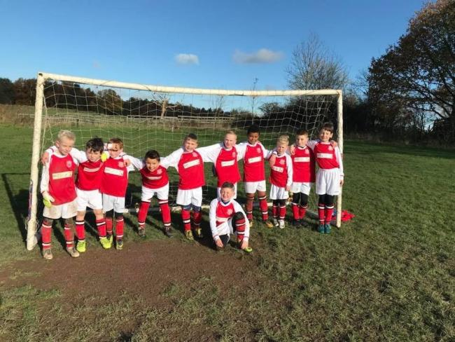 Thackley Thunder U9s