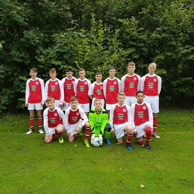 Thackley Thunder u15s