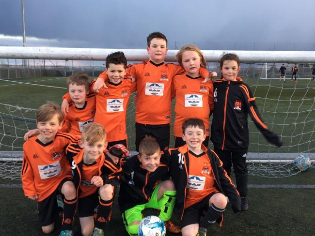 Westwood Dolphins Under 8s