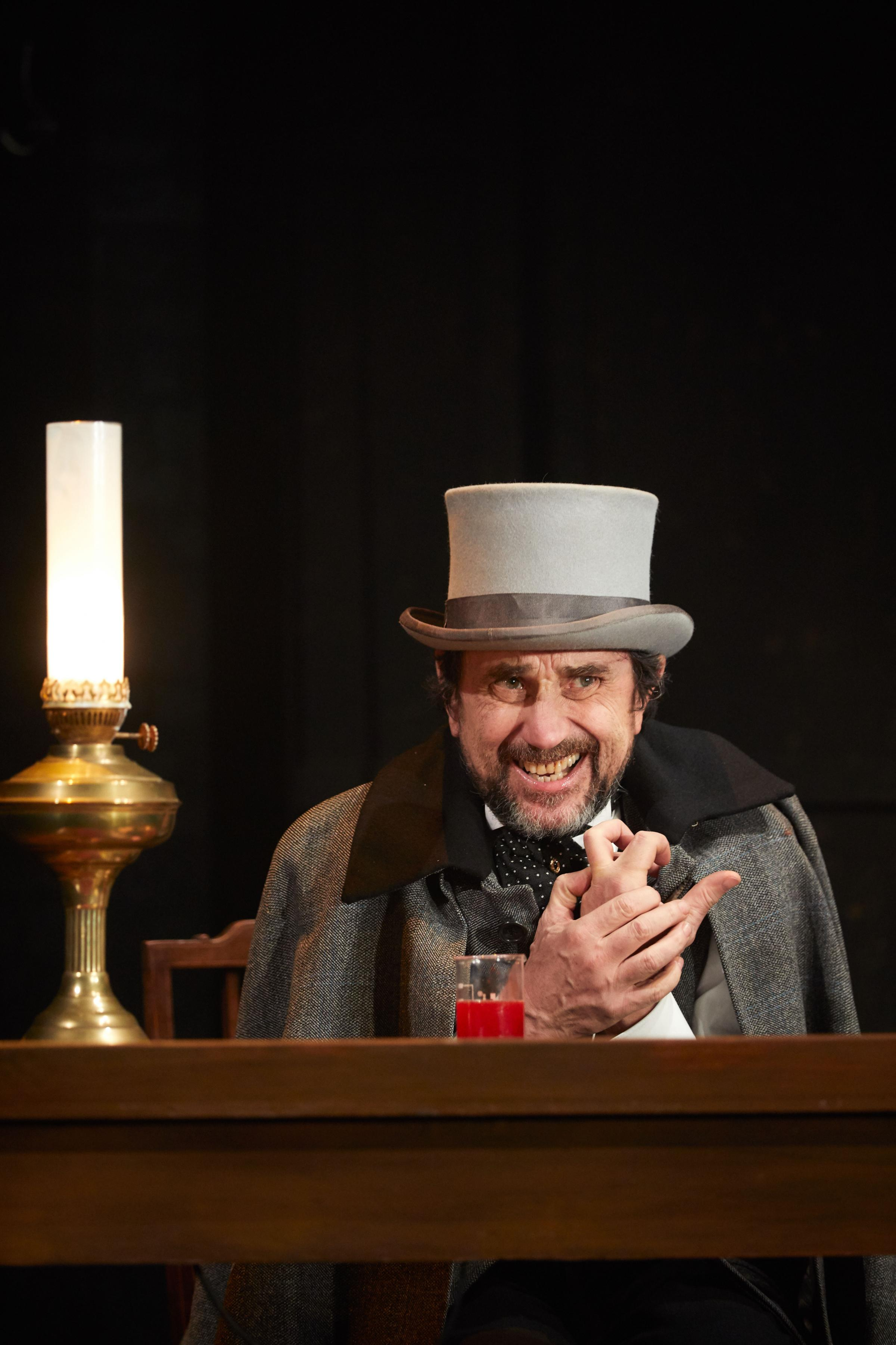 Dr Jekyll and Mr Hyde is coming to the Alhambra Theatre in Bradford. Picture by Mark Douet..