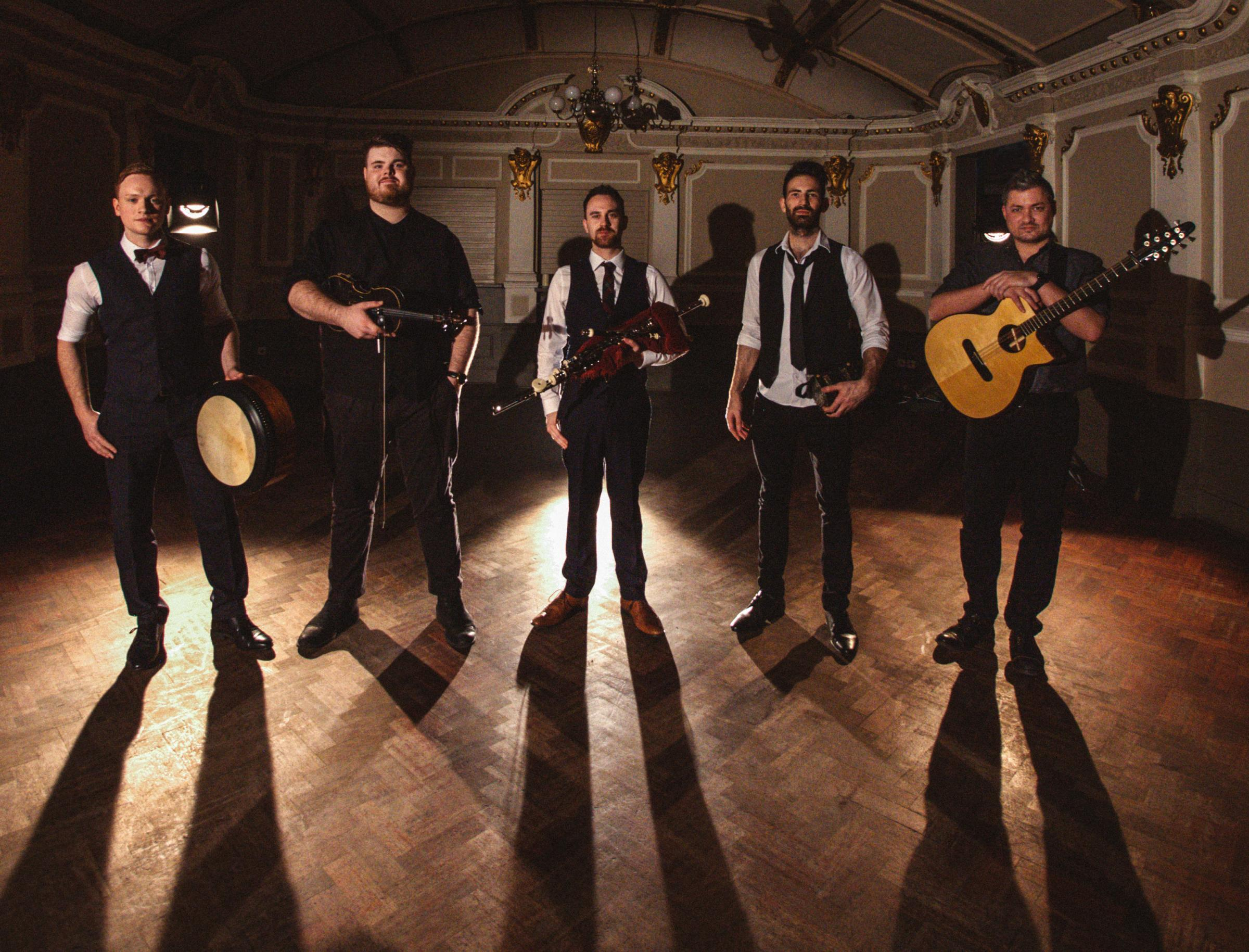 Celtic group, Imar, are performing at Otley Courthouse on May 11