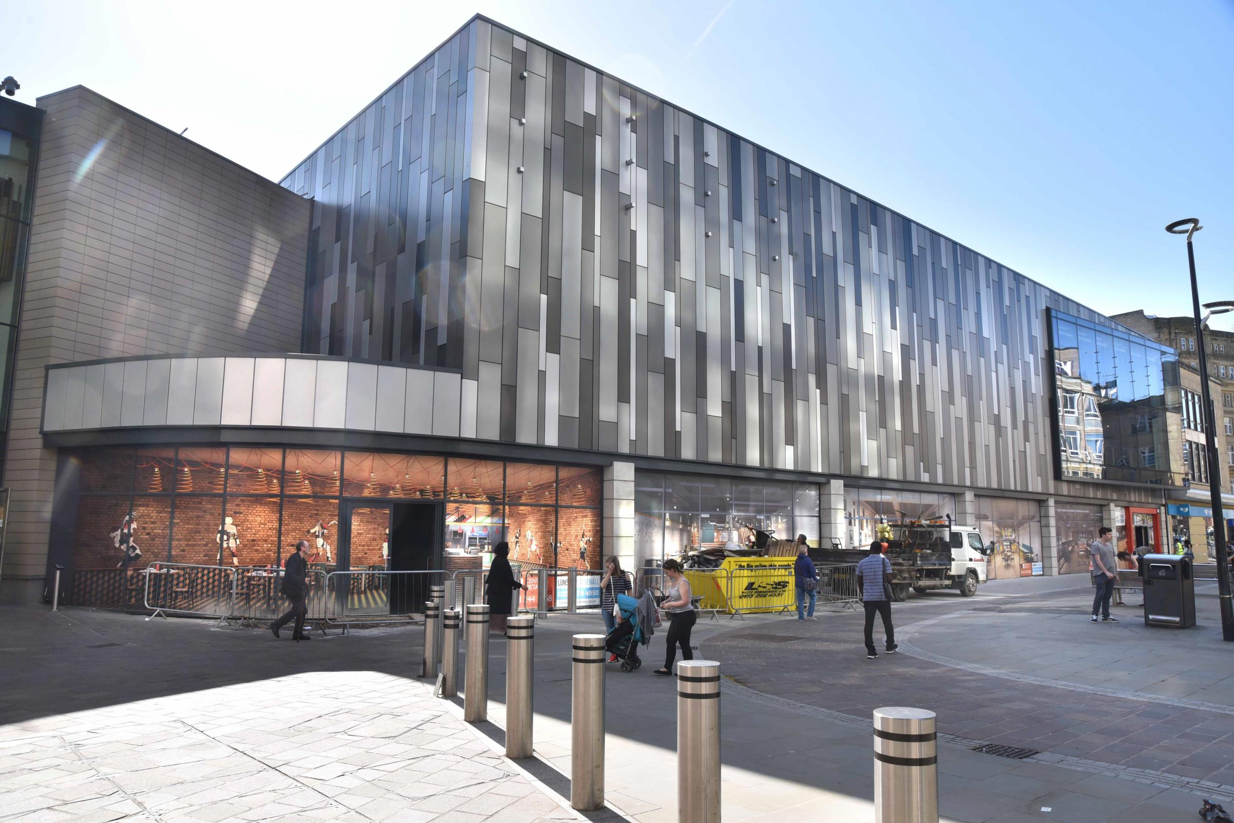 An opening date has been announced for The Light cinema in Bradford city centre