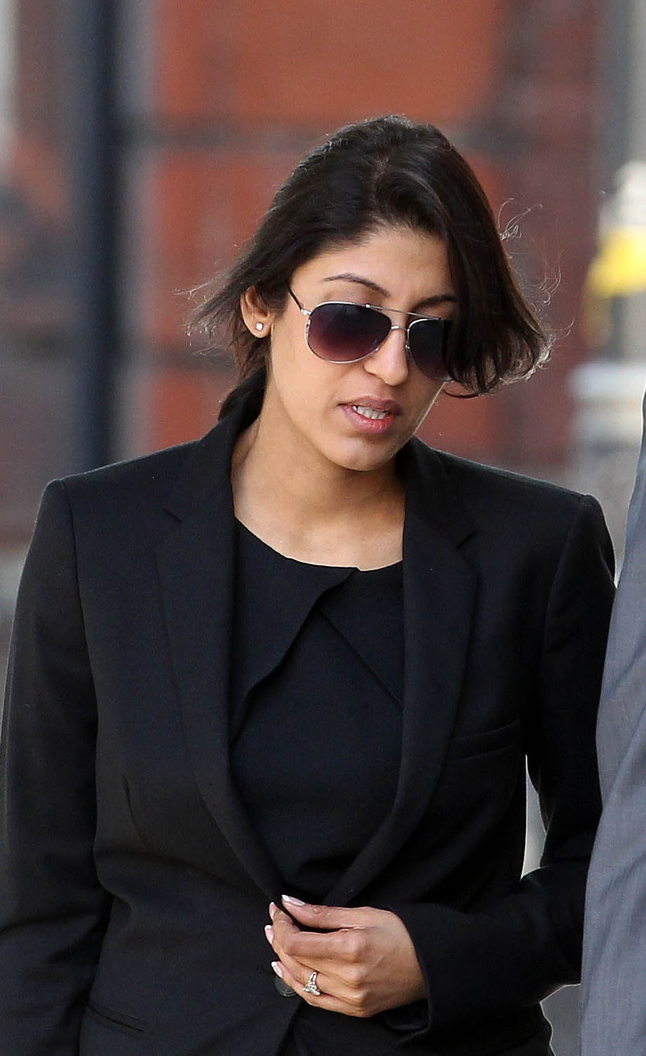 Aisha Ali-Khan pictured in 2013. Pictured: Lewis Whyld/PA Wire