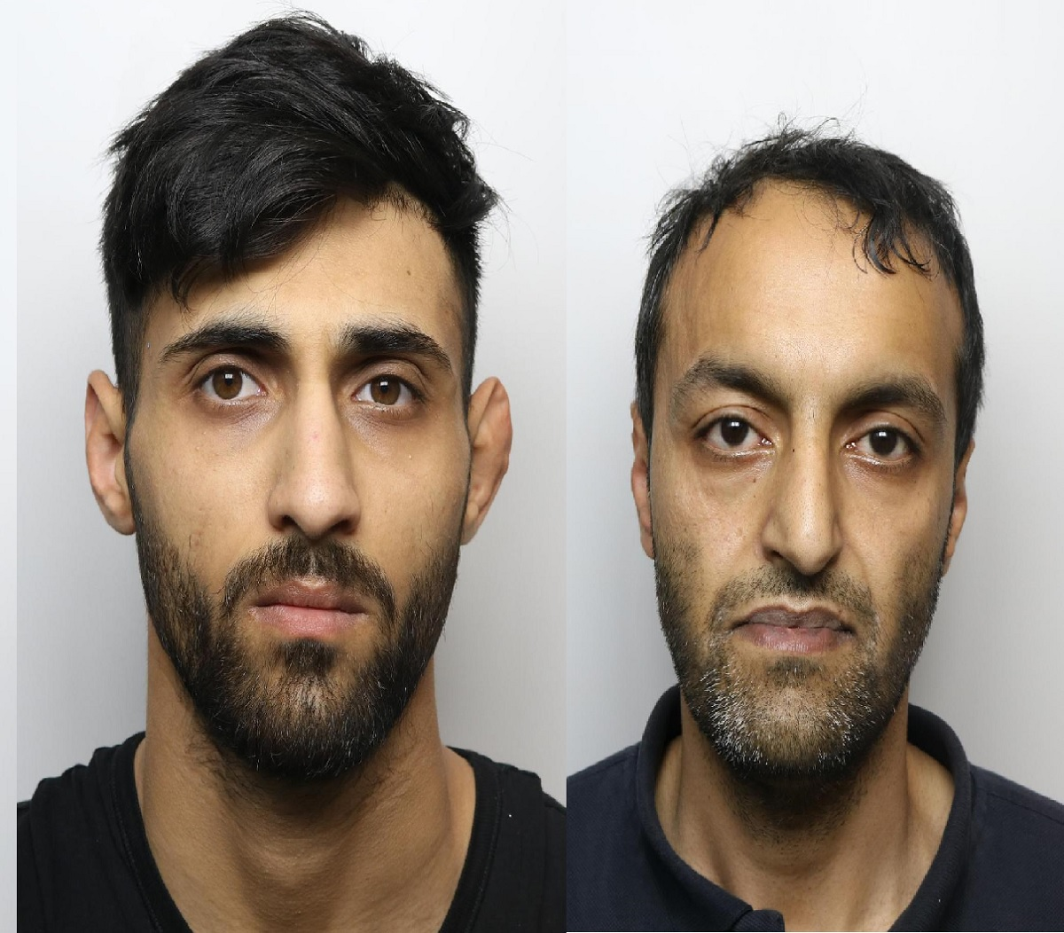 Mohammed Shaikh, who was jailed for four-and-a-half years and Imran Ali, who was jailed for five years and nine months