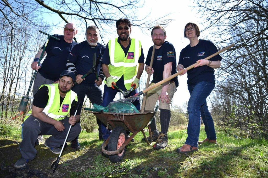 FUNDING: Scholemoor Beacon group has received People's Postcode Lottery funding for a nature trail