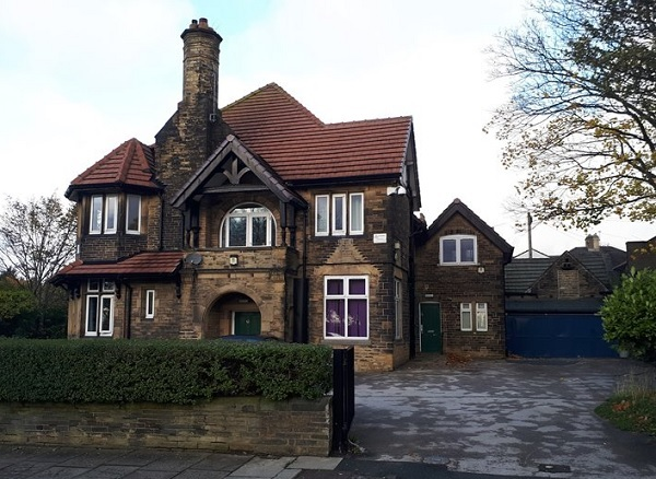 The former children's home that sold at auction