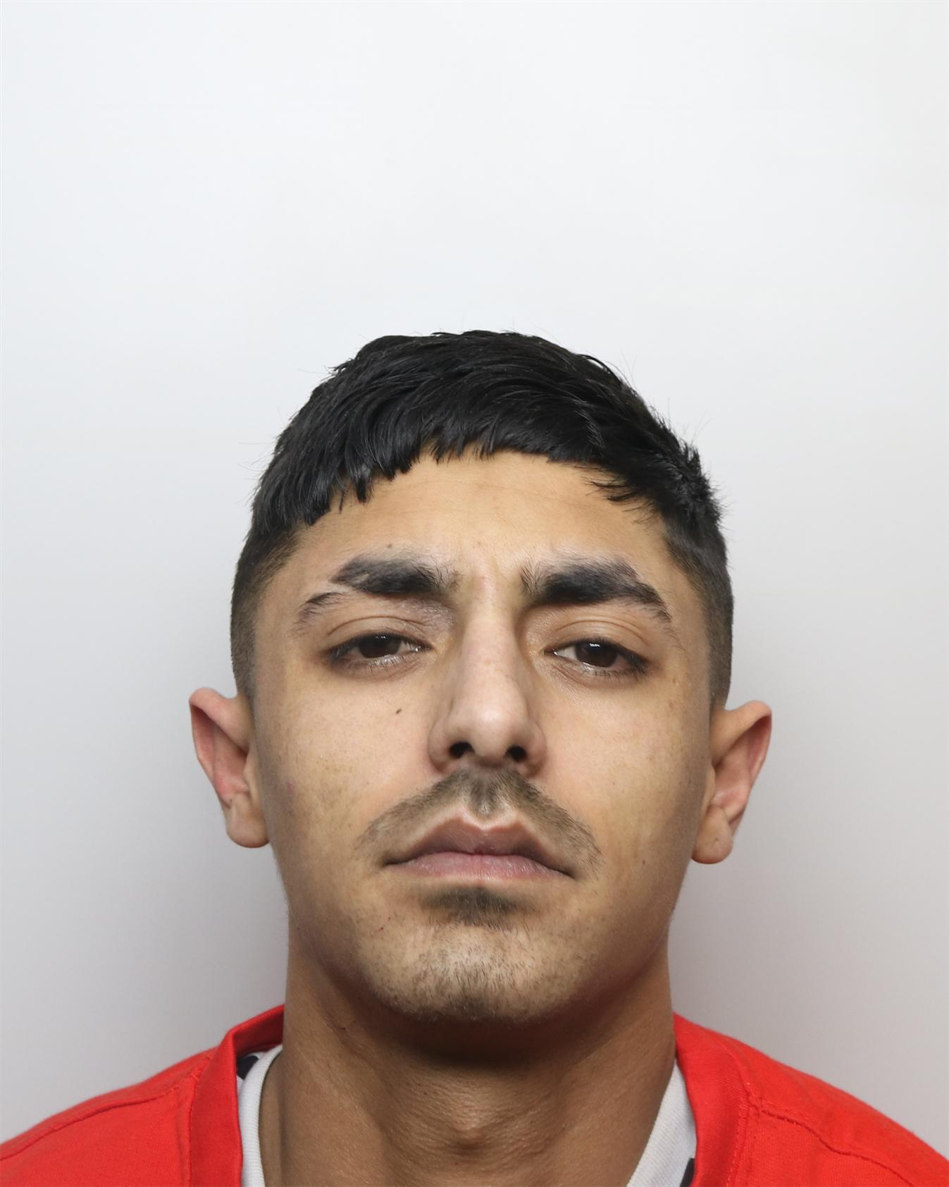 Waqas Hussain. Photo: West Yorkshire Police