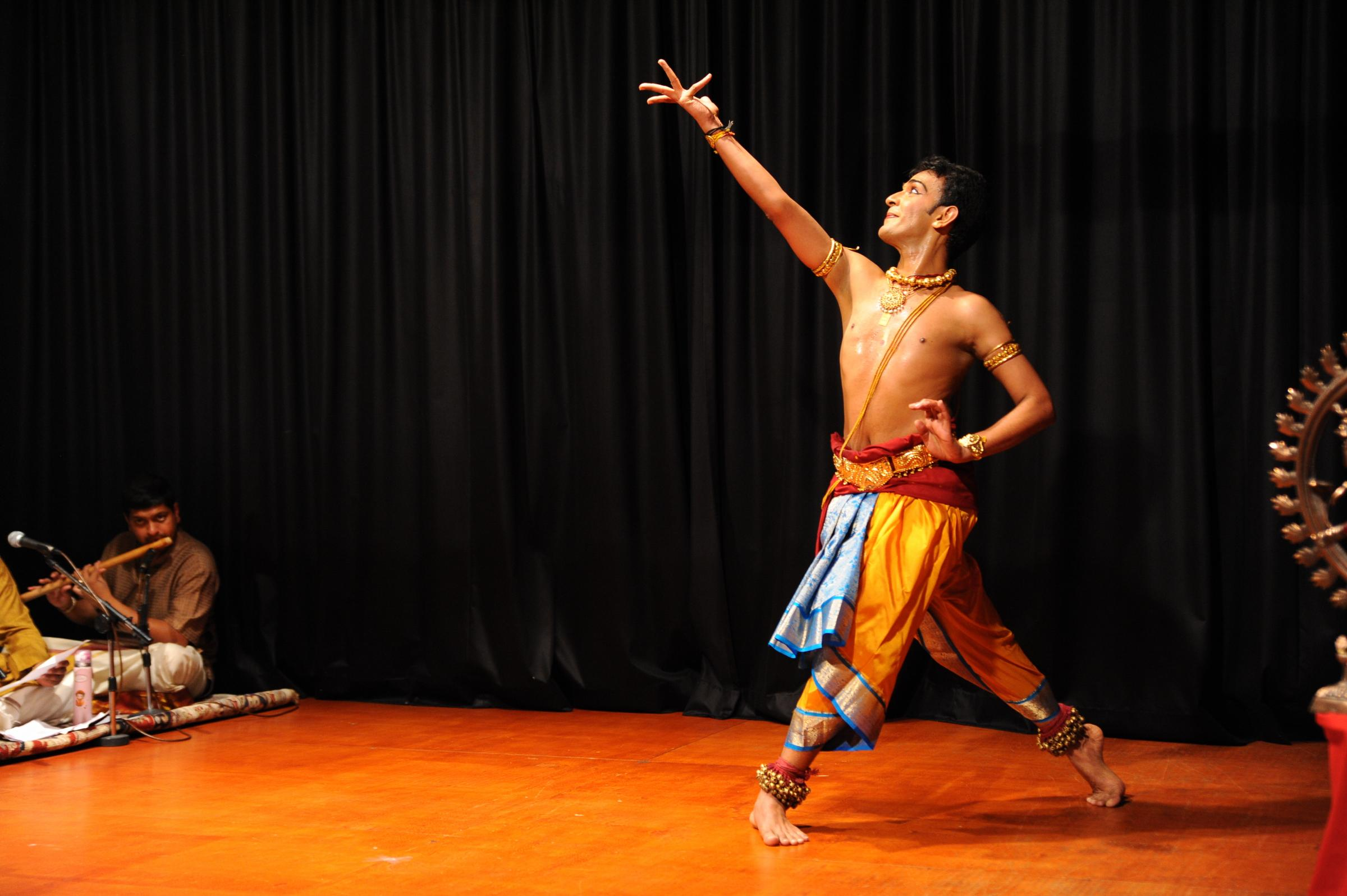 Dance Discoveries is one of the events celebrating Kala Sangam's 25th anniversary