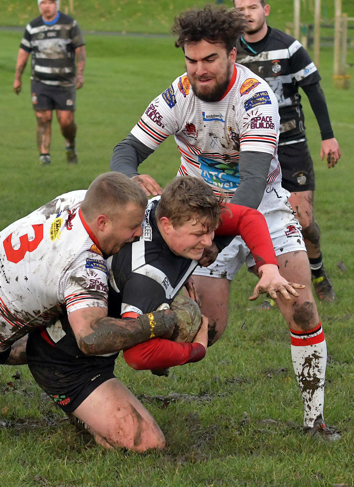 Alec Williams was among the tries for Wyke in their big win over Wakefield City