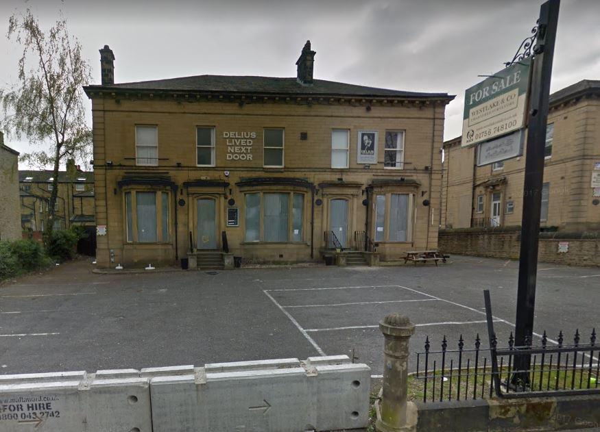 Delius pub bradford