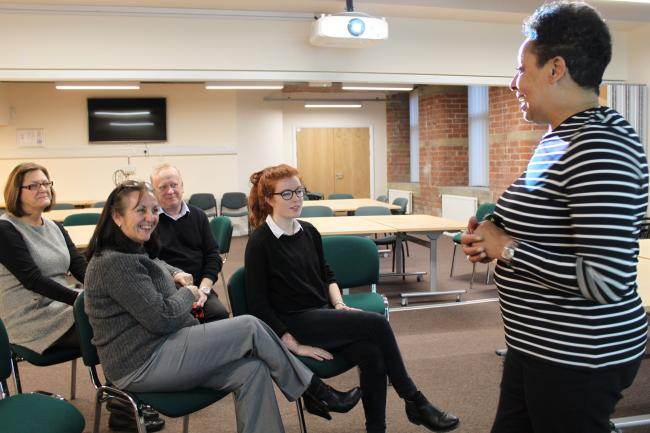 A MyWellbeing College course