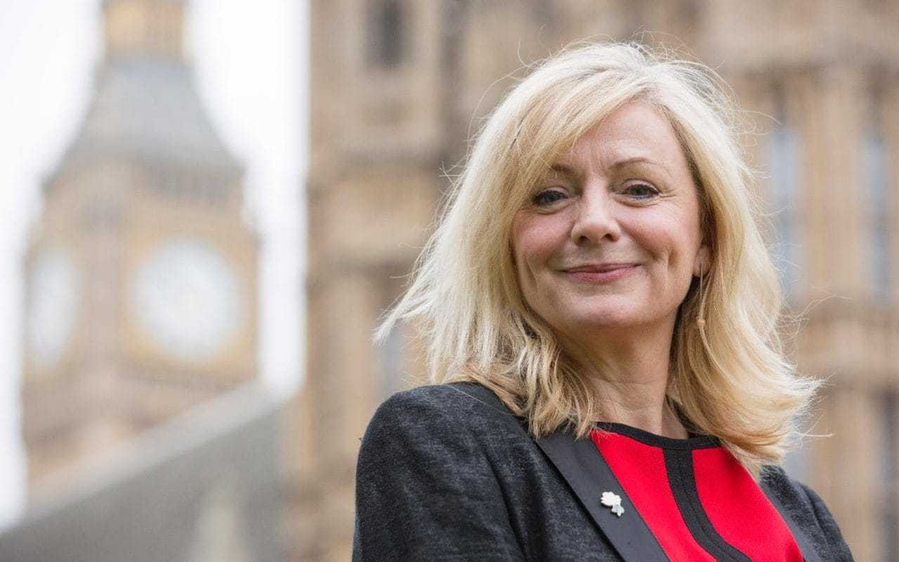 Tracy Brabin MP for Batley and Spen