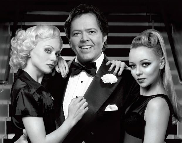Bradford Telegraph and Argus: Jimmy Osmond as Billy Flynn in Chicago