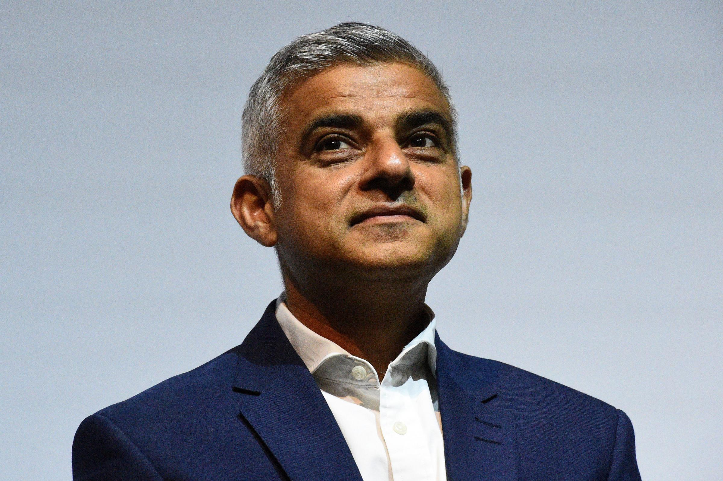 File photo dated 08/05/18 of Mayor of London Sadiq Khan, who has said that he does not believe he has done anything wrong in the battle against violent crime in the capital. PRESS ASSOCIATION Photo. Issue date: Thursday May 10, 2018. Despite criticism of