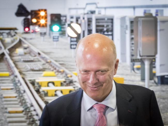 Transport Secretary Chris Grayling. Picture: Danny Lawson/PA Wire
