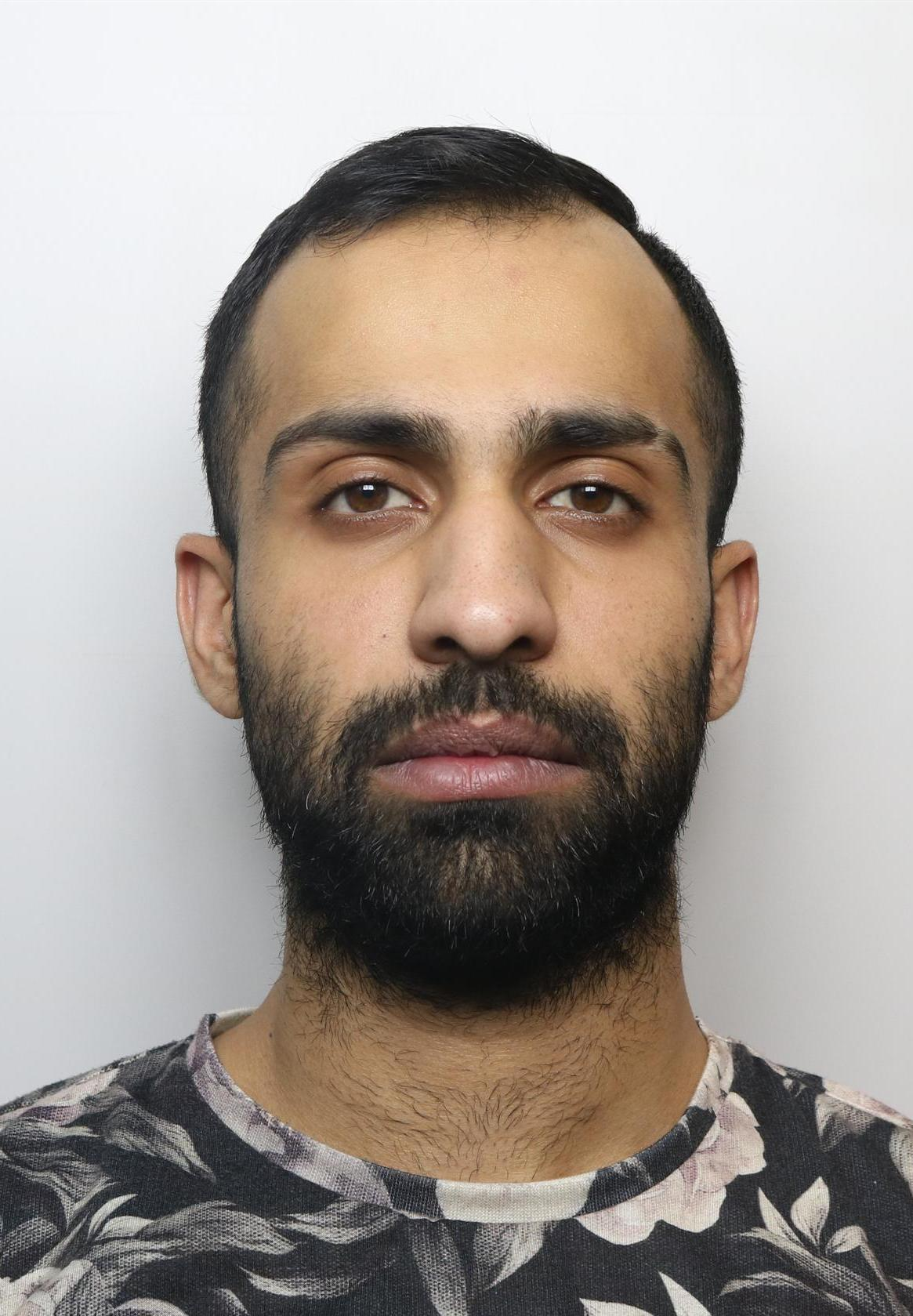 Shaan Ali, 23, who was sentenced to 40 months in prison for street-dealing heroin and cocaine in Bradford