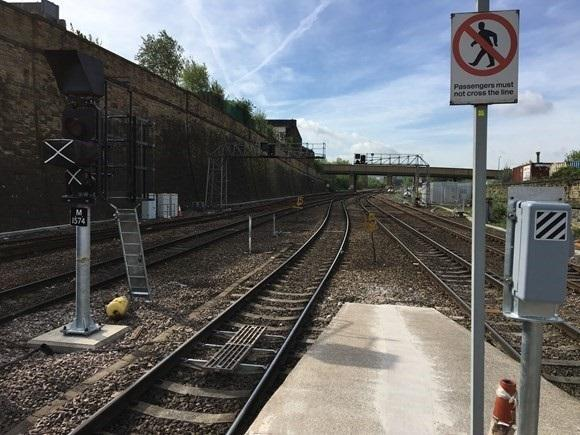 Rail travelllers are being urged to plan ahead as improvements to the railway in Bradford get underway