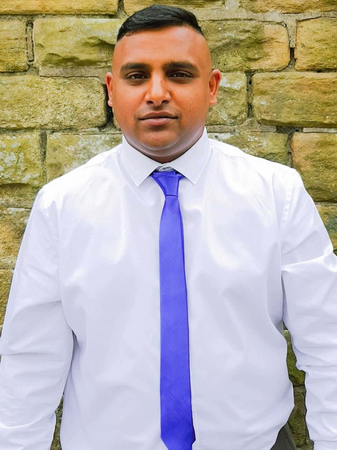 Rashid Hussain, who was shocked to learn a car he had rented from a Keighley and Bradford-based hire firm was linked to a previous theft of petrol