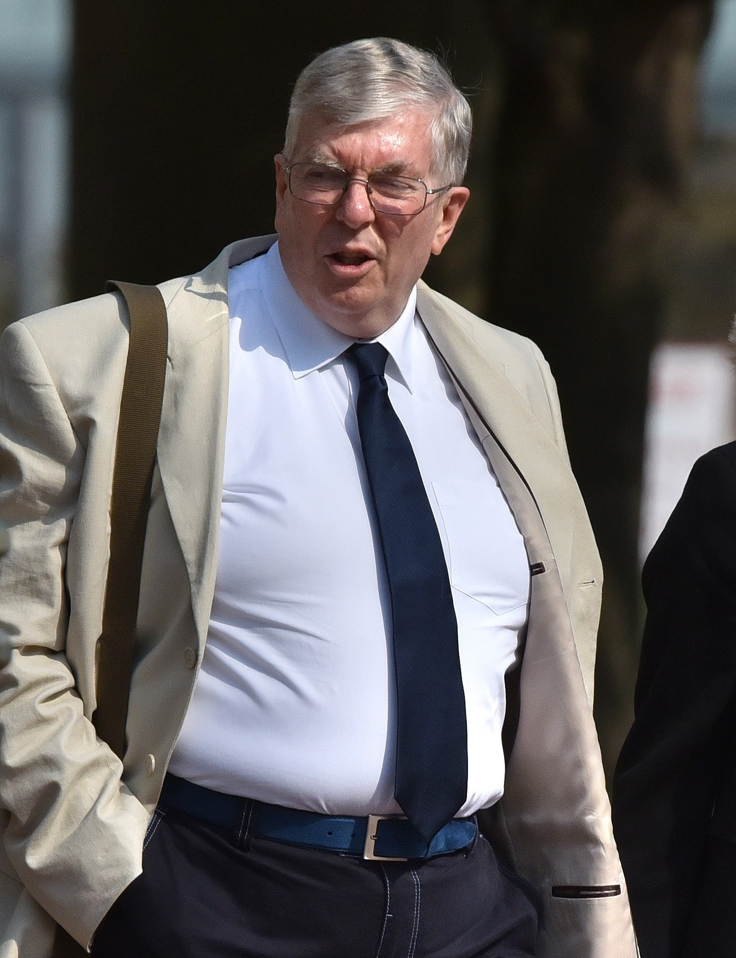 Graham Doyle, 69, who is on trial at Bradford Crown Court