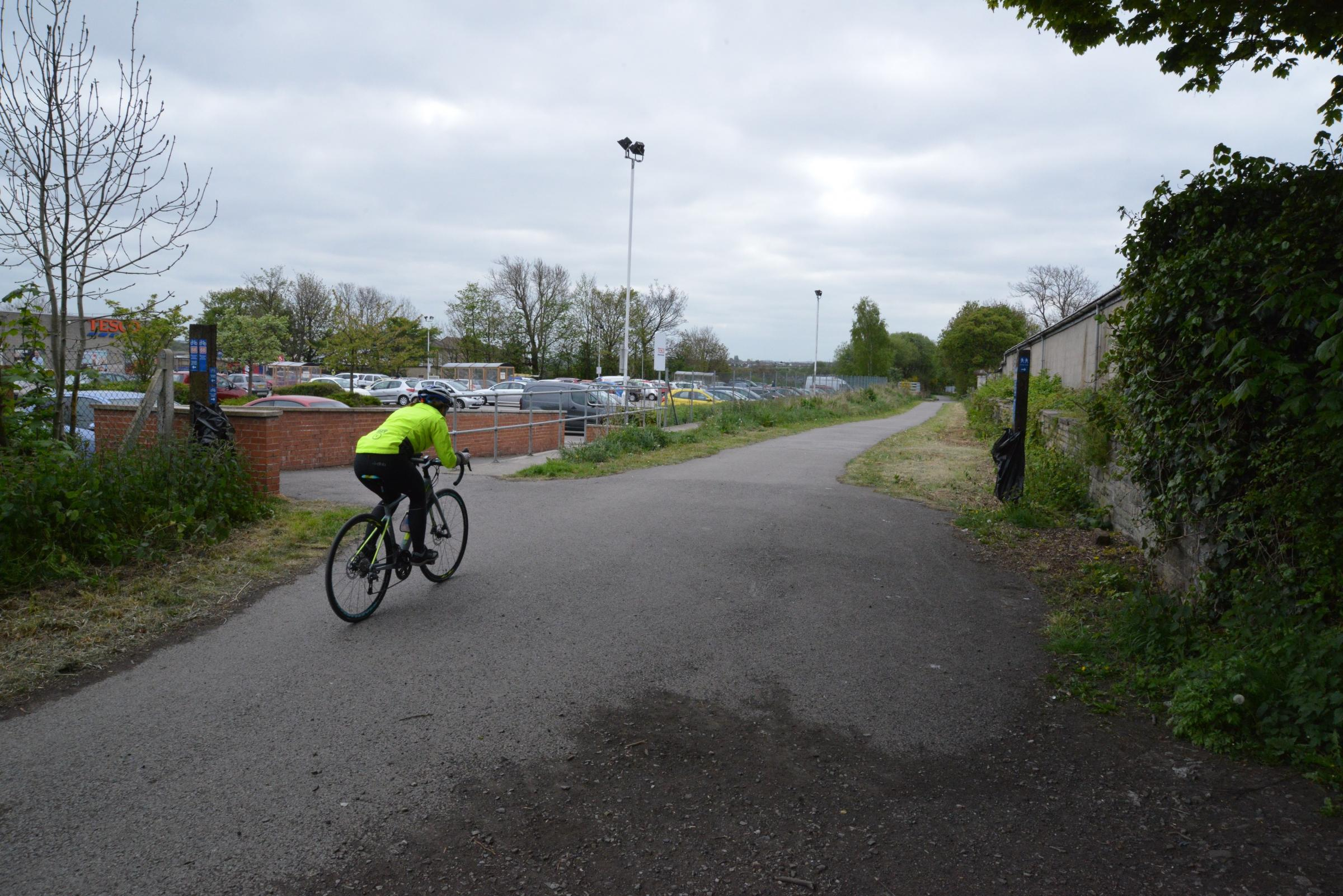 The cycle network, including the Spen Valley greenway, is to be reviewed