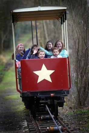 There's plenty to see and do at Shipley Glen, with a trip on the Tramway, which has been running since 1895