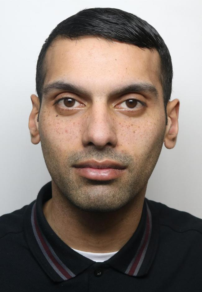 Mohammed Wasim Ahmed, 30, created fake Facebook account to send