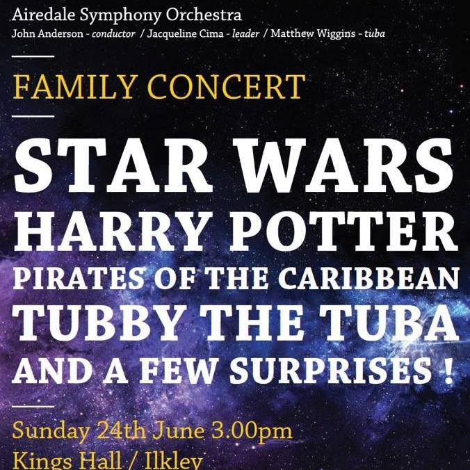 Airedale Symphony Orchestra Family Concert