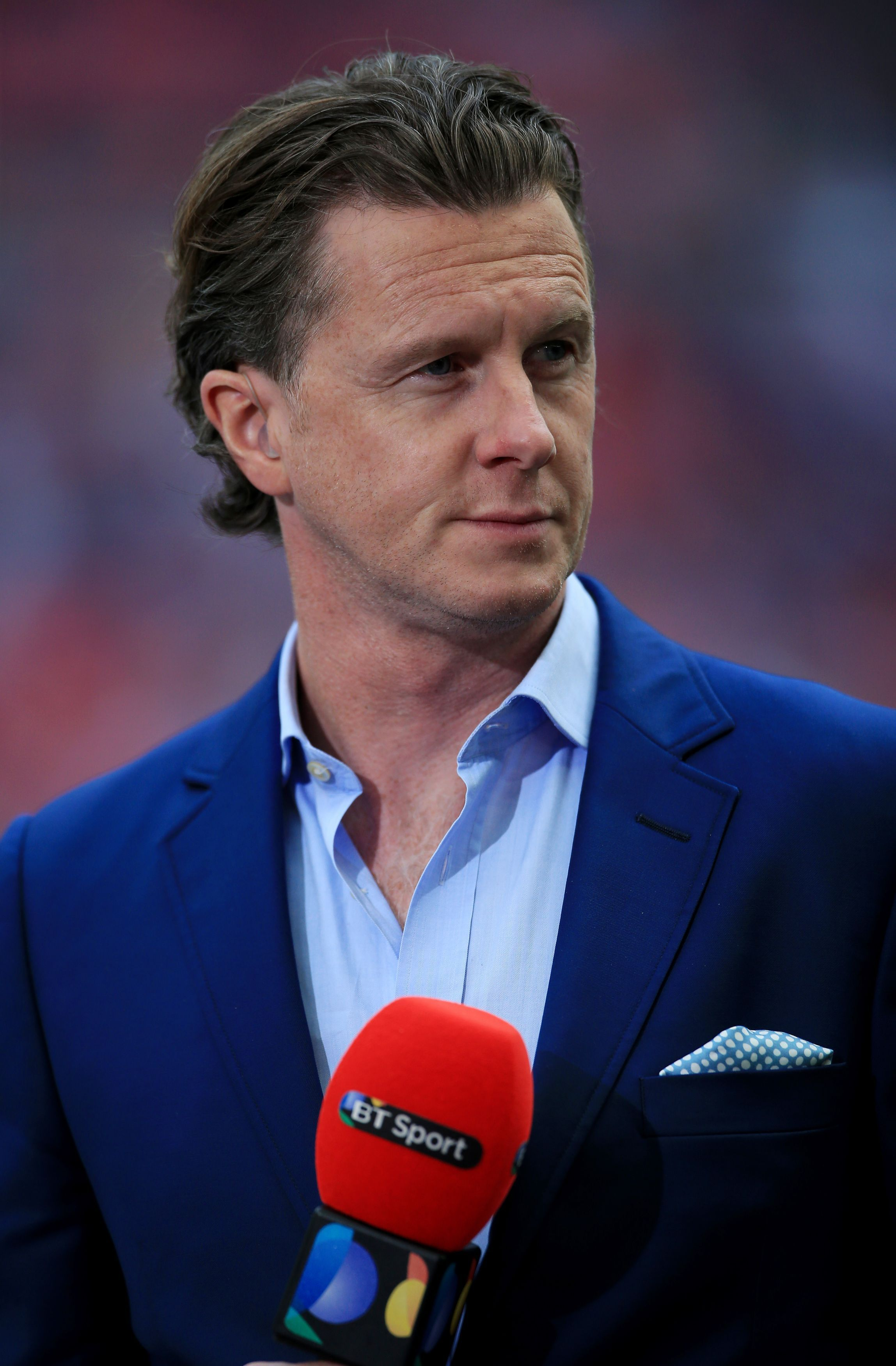 Steve McManaman will help make the Carabao Cup draw    Picture: Nick Potts/PA Wire