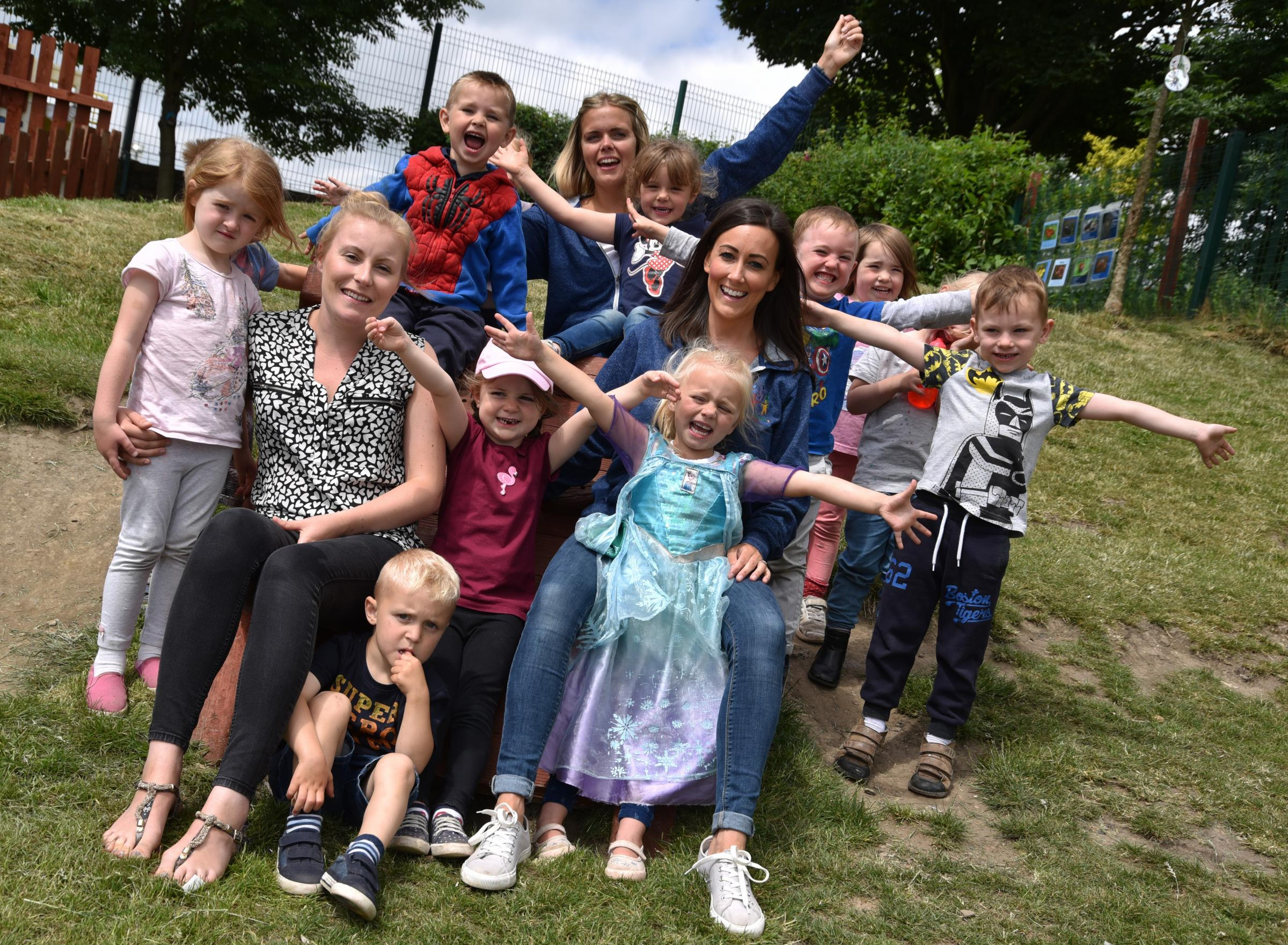 OFSTED has rated the early years provision at Wyke Community and Children's Centre as good following an inspection last year when it was judged as inadequate